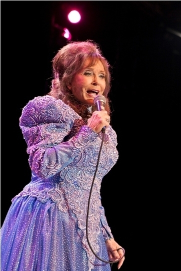 "Loretta Lynn proved iconic stature at Chastain | Atlanta Music Scene | Buffy Hamilton's Unquiet Commonplace ""Book"" 