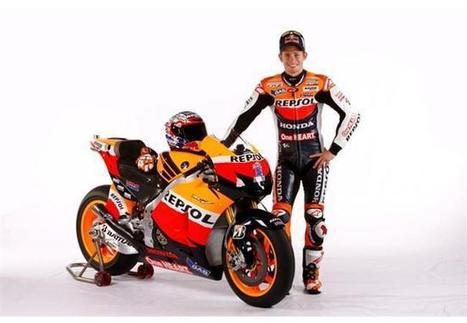 "Stoner: ""I'll come back tomorrow"" | MotoGP World | Scoop.it"