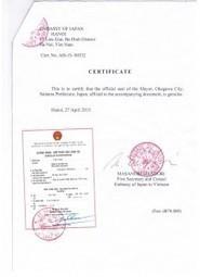 Hướng dẫn thủ tục Hợp pháp hoá và Chứng nhận lãnh sự | Visa Vietnam Tours | Visa - hộ chiếu | Scoop.it
