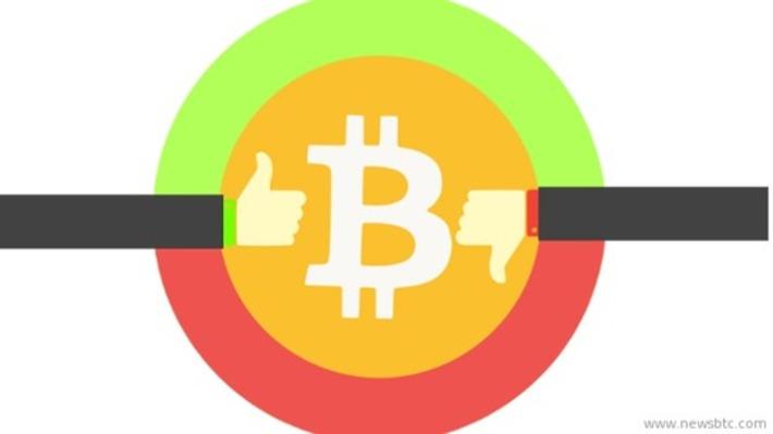 Bitcoin Price Ranges; Upside Breakout on the Cards? - NewsBTC - newsBTC | money money money | Scoop.it