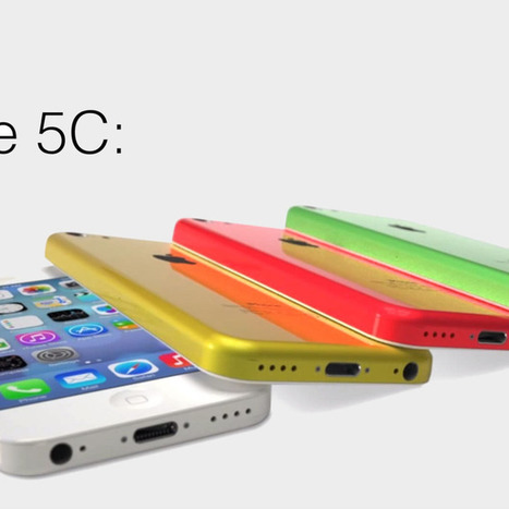 The 'C' in iPhone 5C Stands for 'Cheapass' in Apple Parody [VIDEO]   Evolution et développement   Scoop.it