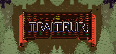 Traiteur on Steam | ASCII Art | Scoop.it