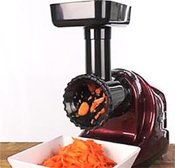 Ice Crusher | Multi Slicer Attachment | Oscar Juicers | Auckland Wheatgrass juicer | Scoop.it
