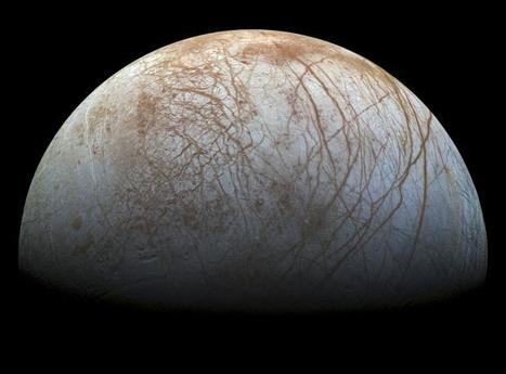 NASA Mission to Jupiter's Moon Edges Closer | Europa News | Scoop.it