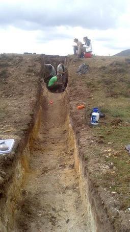El Progreso - Descubren un campamento romano en el límite de Lugo, León y Asturias | AURIGA | Scoop.it
