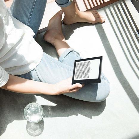 Quelle liseuse choisir pour la lecture numérique en 2016 ? | lectures | Scoop.it