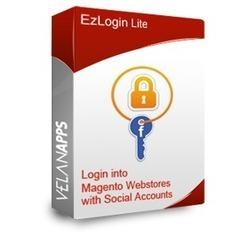 EzLogin Lite – A Social Login Enabler for Mangento Webstores – Free Download | VELAN APPS | Scoop.it