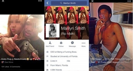 Florida police union uses Facebook photos to smear woman who posted video of cop punching teen | Xpose Corrupt Courts | Scoop.it
