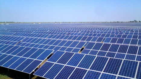Negros solar farm gears up for DOE renewable energy plan - Rappler | WHS Beyond Power Update | Scoop.it