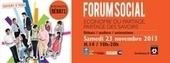 Open Data et solidarité au Forum Social de Bordeaux | Open Data Bordeaux | Open data Elico | Scoop.it