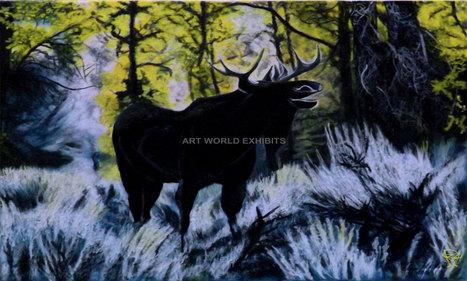 #wildlifeartgallery - | www.artworldexhibits.com | Scoop.it