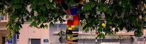 Quand l'art s'invite dans la rue et enchante des quartiers | Créacrise | Scoop.it