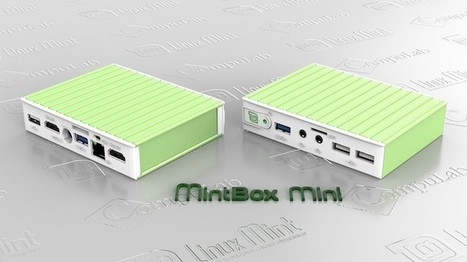 Linux Mint Unveils Pocket-Sized 'MintBox Mini' PC - OMG! Ubuntu! | Open source computer software and technology | Scoop.it