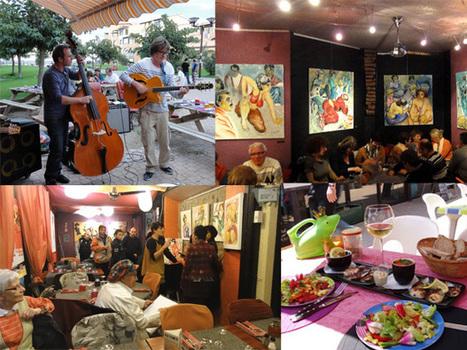 Le restaurant AGITHE Barcares saison 2014 Exposition , diner-concert | Bons plans, astuces, sorties, loisirs, associatif dans les Pyrénées Orientales et l'Aude | Scoop.it