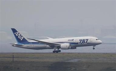 ANA annule un vol de Boeing 787 pour un problème de moteur | Automobile F.ny | Scoop.it