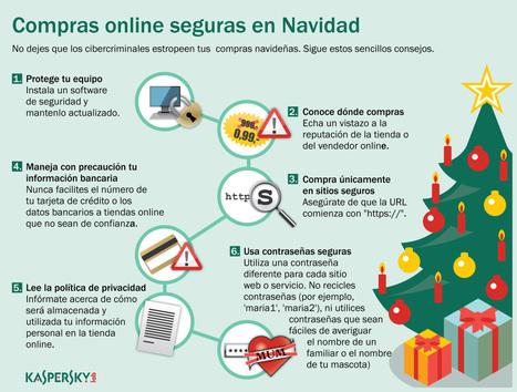 Infografia: Compras online seguras | Informática Forense | Scoop.it