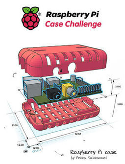 Raspberry Pi Case Challenge | Raspberry Pi | Scoop.it