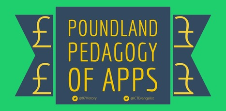 #PoundlandPedagogy of Apps | Edtech PK-12 | Scoop.it