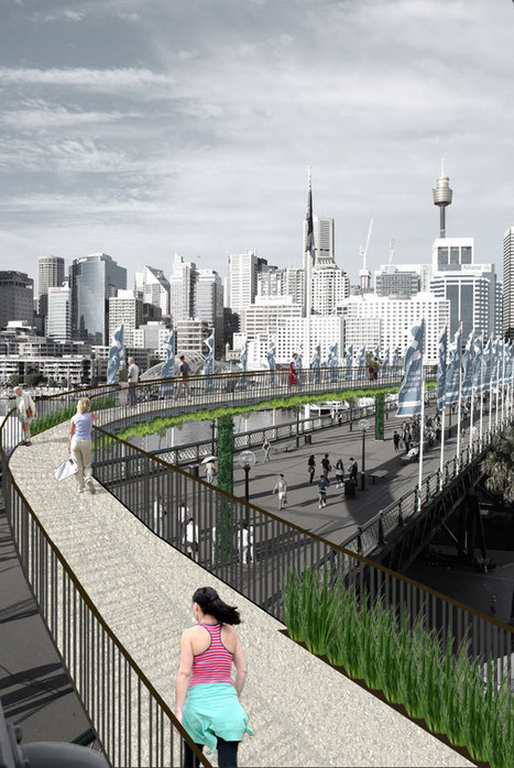 Re-purposing Sydney's monorail | green streets | Scoop.it