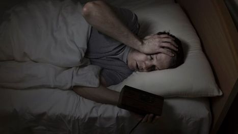 Behavior Therapy Linked To Less Stress From Insomnia | DORMIR…le journal de l'insomnie | Scoop.it