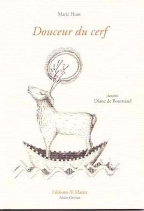 """[note de lecture] """"Douceur du cerf"""" de Marie Huot, par Georges Guillain   Poezibao   Scoop.it"""