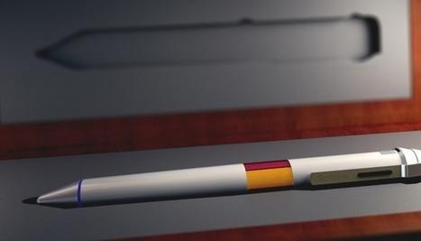 Ce stylo vous permet de prélever n'importe quelle couleur dans la vraie vie et de la réutiliser pour vos créations | BtoCommunication | Scoop.it