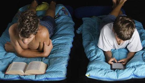 La lecture sur tablette réduirait le temps de sommeil paradoxal | Hightech, domotique, robotique et objets connectés sur le Net | Scoop.it