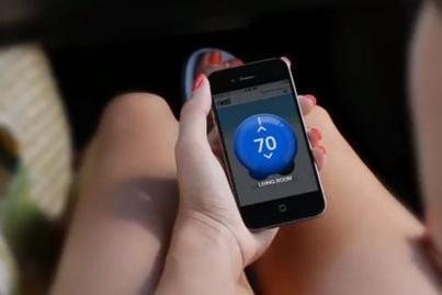Même le thermostat devient intelligent | N°1 de la vente d'alarme sur internet | Scoop.it