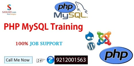 PHP Training Institute in Delhi - Learn Php Course from Expert   SEO   Scoop.it