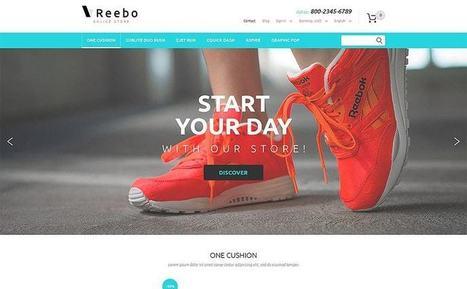 Reebo - Responsive Prestashop Theme for Sports Stores and Fashion Stores eCommerce Websites   platinastudio   Scoop.it