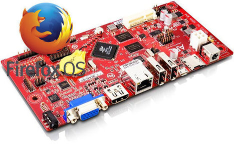 VIA APC Rock and Paper Boards Now Officially Support Firefox OS | Embedded Systems News | Scoop.it