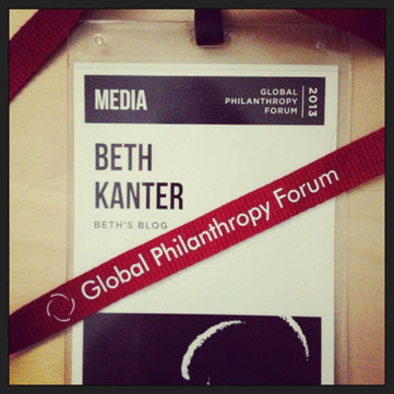 Unlocking Data for Philanthropy:  Notes from Global Philanthropy Forum Session | DataPhilanthropy | Scoop.it