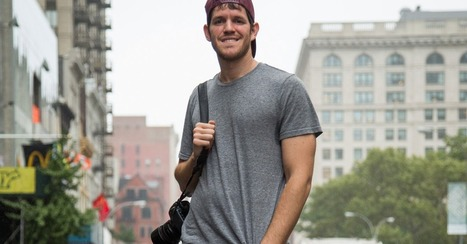 The Human Behind 'Humans of New York' | Shareables | Scoop.it