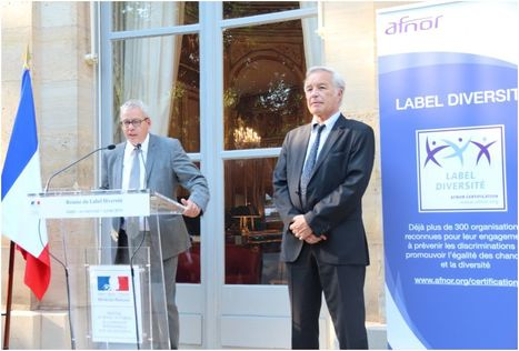 GrDF obtient le Label Diversité de l'AFNOR (GrDF - 08/07/2015) | Ressources Humaines de GRDF | Scoop.it
