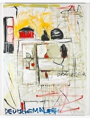 artnet Galleries: Deutsche Malerei by Marcel Eichner from Contemporary Fine Arts | Contemporary Art hh | Scoop.it