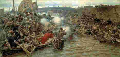 La Conquista de Siberia - Revista de Historia | Rebohistoria | Scoop.it