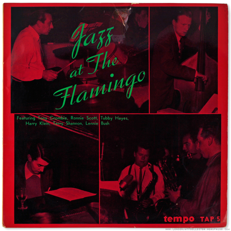 Tubby Hayes: Jeff Kreugar's Jazz At The Flamingo (1956) Tempo | Jazz Plus | Scoop.it