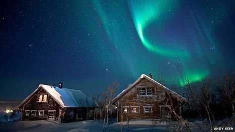 On the trail of the Northern Lights | Finland | Scoop.it