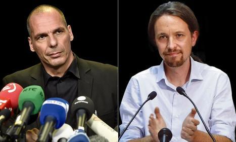 Guardian Live   Yanis Varoufakis and Pablo Iglesias in conversation   The Guardian Membership   Peer2Politics   Scoop.it