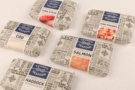 Rediseño de identidad y marca de Young's Seafood | Ilustrador freelance | Social Media para sacar la cabeza del agujero. | Scoop.it