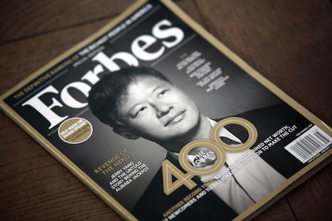 Après Mashable et Business Insider, Forbes débarque à son tour en France | Actu des médias | Scoop.it