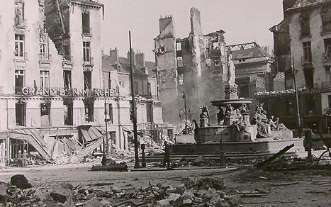 Nantes sous les bombardements | Travail sur les deux guerres 1è STMG | Scoop.it