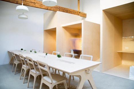 MIX nouvel espace de Coworking Lyon - Blog Esprit Design | Stratégie digitale & business créatifs | Scoop.it