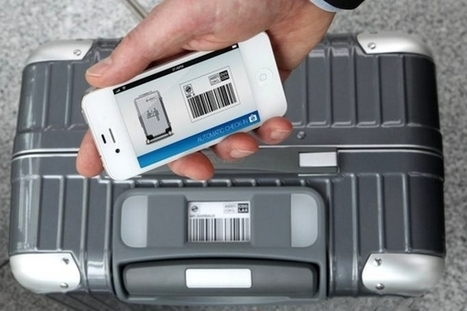 Comment Air France et Airbus vont tracer vos valises | Bigdatahits | Scoop.it