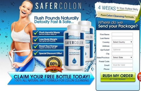 SAFER COLON REVIEW - GET FREE TRIAL SUPPLIES LIMITED!!! | Best Supplement For Weight Loss | Scoop.it