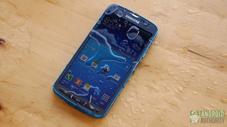 Rumor: Samsung Galaxy S5 will be waterproof and dustproof | Android Discussions | Scoop.it