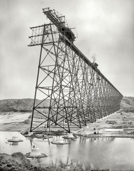 Erector Set: 1908 | Shorpy Historic Photo Archive | Sight For Sore Eyes | Scoop.it