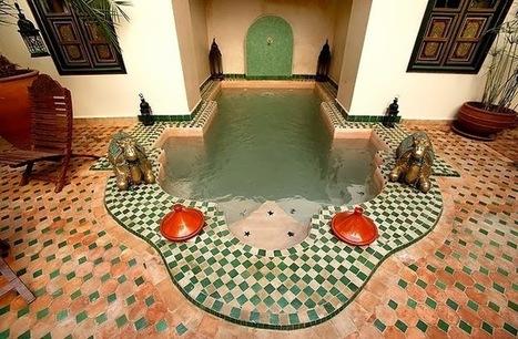 tourisme Maroc: Riad piscine Marrakech | mindevs | Scoop.it