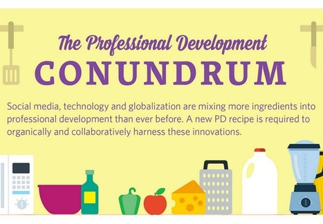 8 New Ingredients for Innovative Professional Development | Teaching and Professional Development | Scoop.it
