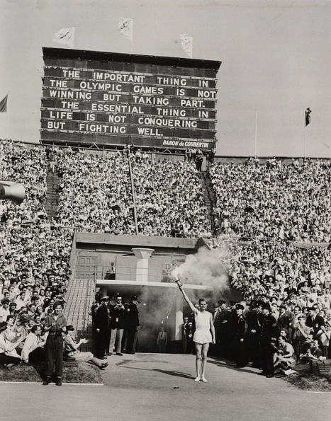 London Olympic Games Opening Ceremony in 1948: Modest but still Proud   Scoop Photography   Scoop.it